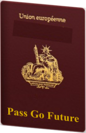 Project for young people in difficulty = Creation of the Passport for the future